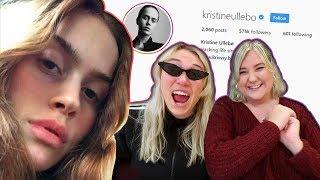 Kristine Ullebøs Instagram styrer dagen vår! (Med Piateed)