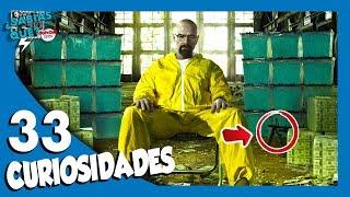 33 Curiosidades de Breaking Bad - ¿Sabías qué..? #64 | Popcorn News