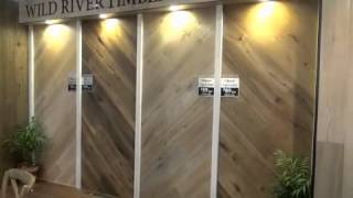 Natural Oil Timber Flooring Video From Wild River Timber Company