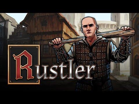 RUSTLER (Grand Theft Horse) - Trailer