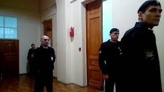 Началось оглашение приговора Владимиру Чечину