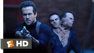 R.I.P.D. (9/10) Movie CLIP - Staff of Jericho Shootout (2013) HD