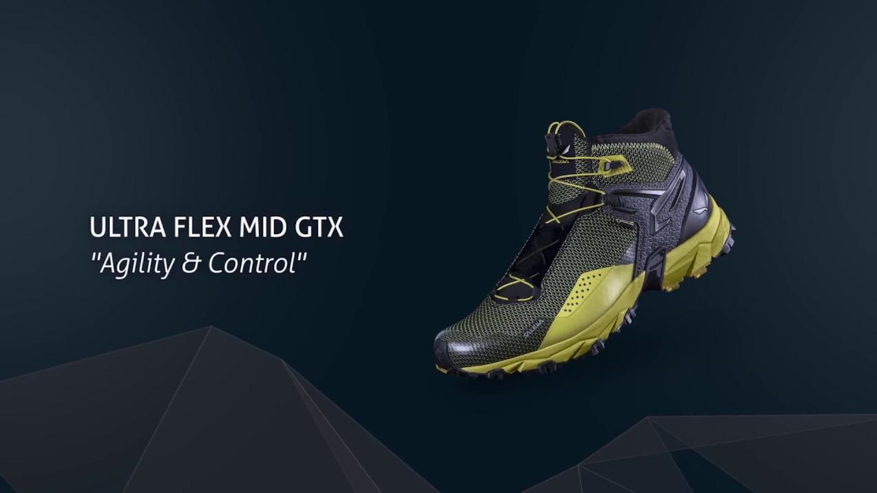 Salewa Ultra Flex Mid GTX Schuhe