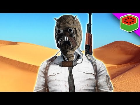 THE SAND PEOPLE! | PlayerUnknown's Battlegrounds 1.0 thumbnail