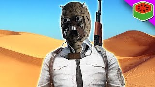 THE SAND PEOPLE! | PlayerUnknown's Battlegrounds 1.0