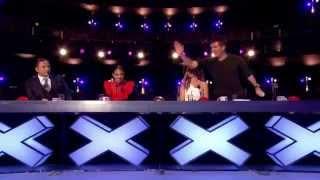 (Vietsub) Nút vàng của Simon Cowell BGT 2015 - Ai thất tình nên nghe bài này :D