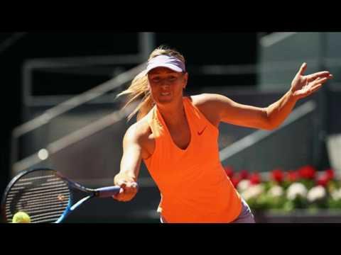 Maria Sharapova vs Eugenie Bouchard WTA Madrid Tennis Review