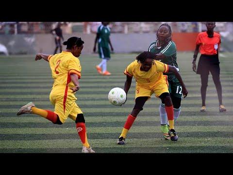 شاهد: سودان ما بعد البشير تطلق أول دوري لكرة القدم النسائية…  - 16:54-2019 / 10 / 3