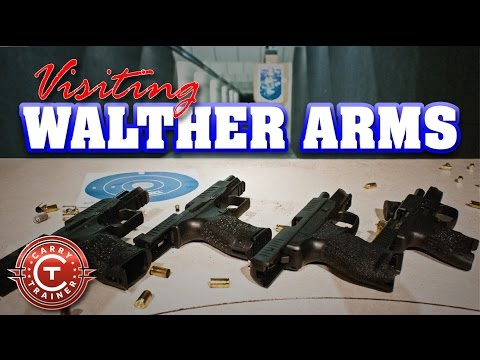 Visiting Walther Arms | Epic Road Trip: Day 1 (4K)