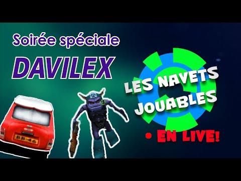 Live n°7 - Soirée Spéciale Davilex