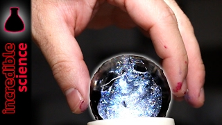 How to Make HOLOGRAPHIC Jumbo Orbeez By INJECTING Holo Nail Polish into Giant Water Balls
