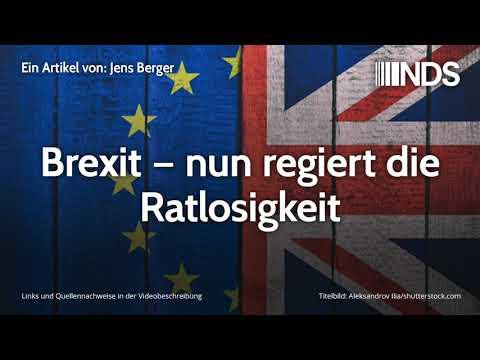 Brexit – nun regiert die Ratlosigkeit | Jens Berger | NachDenkSeiten-Podcast