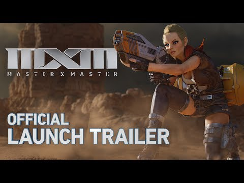MXM: Official Launch Trailer