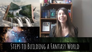 WORLDBUILDING FOR WRITERS: My Worldbuilding Process