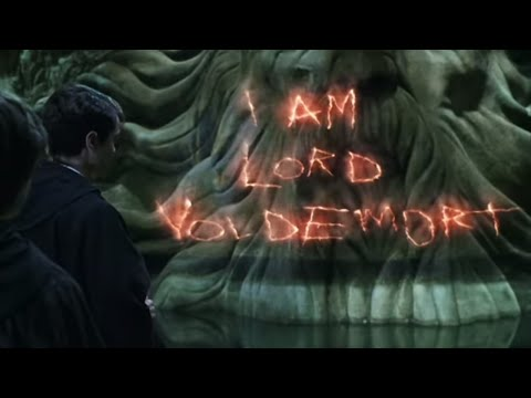 Harry Potter and the Chamber of Secrets: Harry Potter meets Tom Riddle
