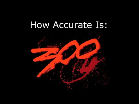 How Accurate is 300 from YouTube · Duration:  7 minutes 6 seconds