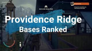 State Of Decay 2 All New Map Bases Ranked and Reviewed !!!!