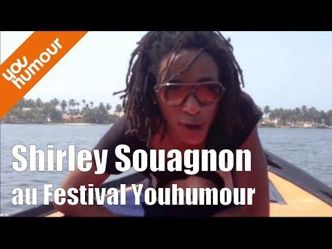 J-30 : Shirley Souagnon au Festival Youhumour !
