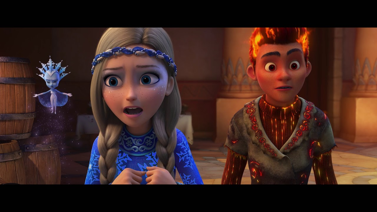 Download The Snow Queen 3: Fire and Ice Official US Trailer