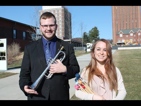 Lindsey Hartfelder and Joseph Goguen - Junior Recital