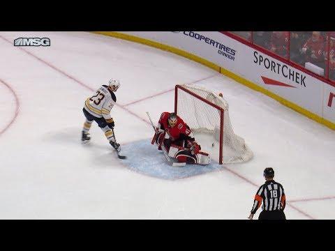 Josefson, Lehner clutch for Sabres to take shootout