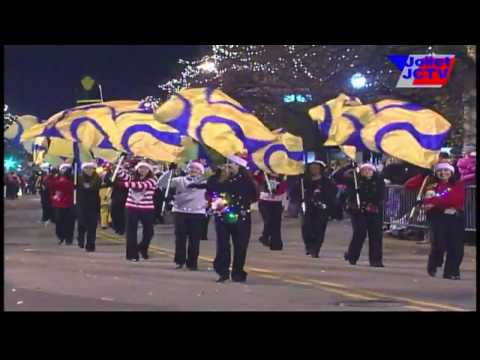 2016 Joliet Light Up The Holidays Parade