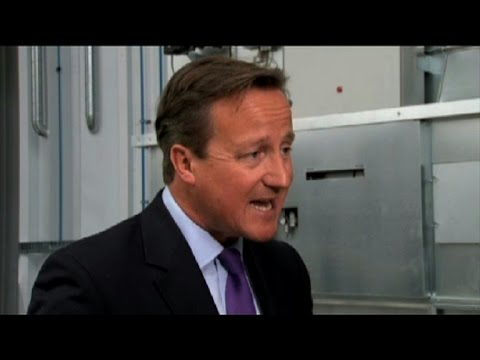 Cameron resists pressure to take more Syrian refugees