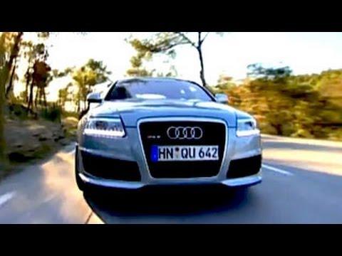 Audi RS6 Avant: Der stärkste Serien-Kombi im Motorvision-Test