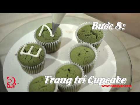 EZCOOK Banh Cupcake