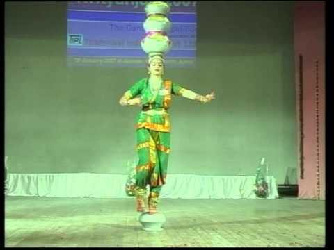 Aadhaa Hai Chandrama - Jagriti Sharma - Kala Ankur - NRITYANJALI