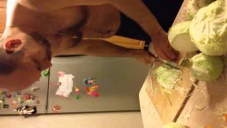 Как быстро нарезать капусту(, 2015-11-03T10:32:56.000Z)