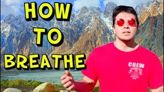 HOW TO BE A BREATHARIAN