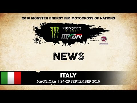 MXoN Race Highlights Maggiora Italy 2016