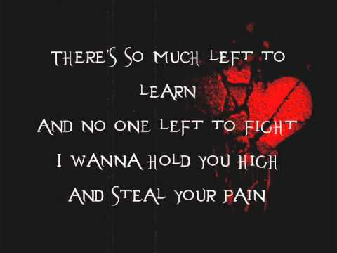 Seether feat. Evanescence - Broken (with lyrics)