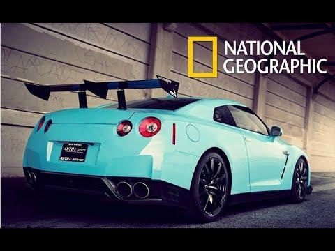 Nissan GTR  Megafactories Nat Geo