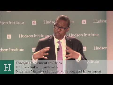 Foreign Investment in Africa: A Conversation with Dr. Okechukwu Enelamah