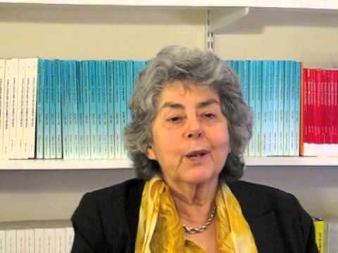 2013 Leontief Prize: Interview with Frances Stewart