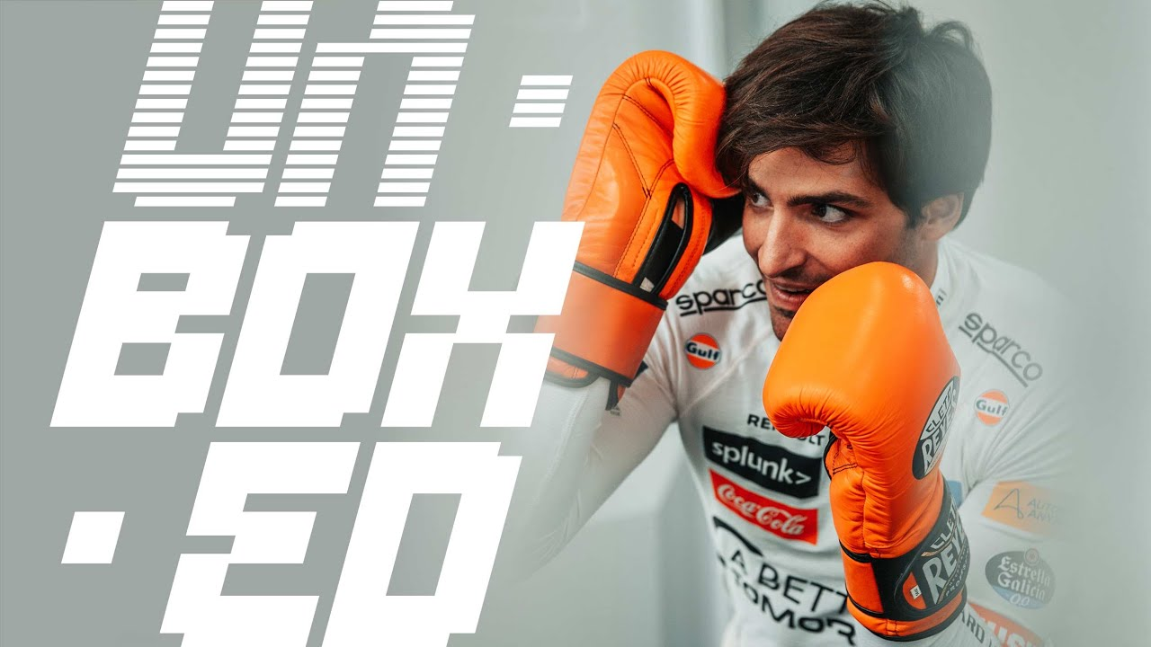 McLaren Unboxed | Dancing on Ice | #TurkishGP
