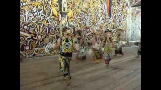 Dayak Traditional Dance