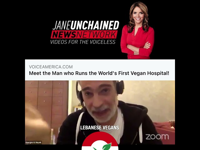Jane Unchained News interview