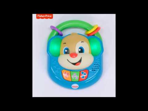 Smyths Toys - Fisher-Price Laugh & Learn Sing & Learn Music Player