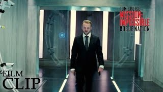 MISSION: IMPOSSIBLE - ROGUE NATION   You Can Do That   Official Film Clip