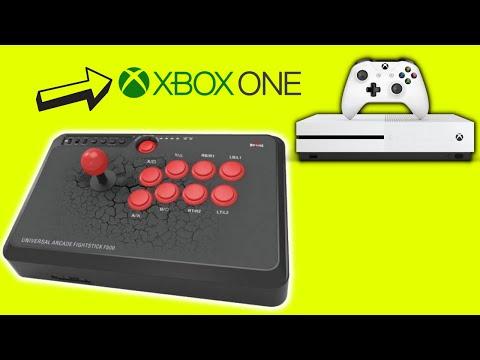 JUGAR Xbox One con Mando ARCADE - (Así funciona en KOF 2002, Street Fighter y más) | 𝗧𝘂𝘁𝗼𝗿𝗶𝗮𝗹𝗦𝗵𝗼𝘄