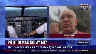 Pilot olmak kolay mı?