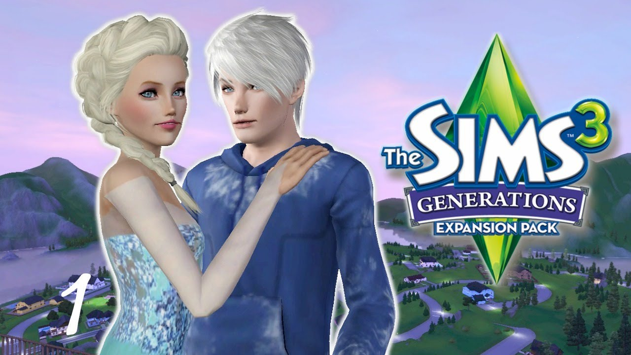 Let 39 s play the sims 3 generations part 1 introducing for Sims 3 spielideen