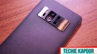Asus ZenFone AR Hands On With 8 GB RAM