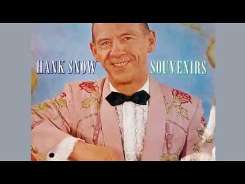 Hank Snow - I Don't Hurt Anymore (1961version)