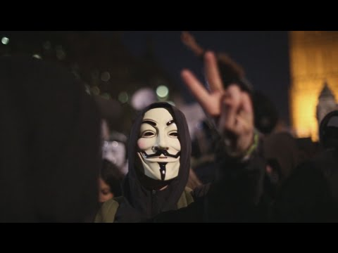 Anonymous: The Movement Behind the Mask