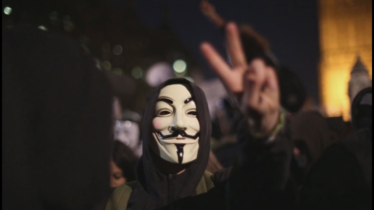 Anonymous The Movement Behind The Mask Youtube