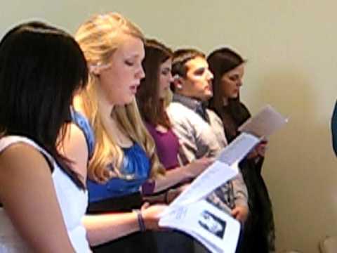 Schoenstatt University Women Covenant of Love, Austin, TX - Sanctuary